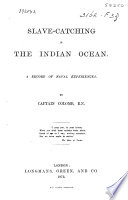 Slave catching in the Indian Ocean