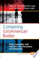 Containing  un American Bodies