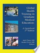 Global Health Training in Graduate Medical Education