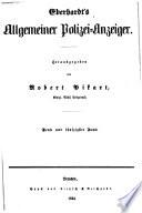 Eberhardt's allgemeiner Polizei-Anzeiger
