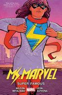 Ms  Marvel Vol  5