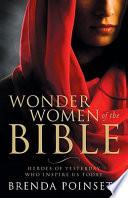 Wonder Women of the Bible