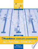 Accounting Principles  Peachtree Complete Accounting Workbook