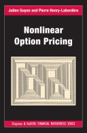 Nonlinear Option Pricing