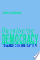 Developing Democracy