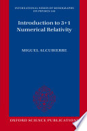 Introduction to 3 1 Numerical Relativity