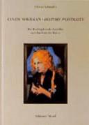 Cindy Sherman   history portraits