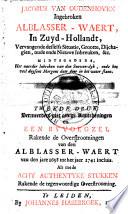 Ingebroken Alblasser-Waert in Zuyd-Hollandt