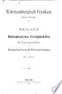 Württembergisch Franken