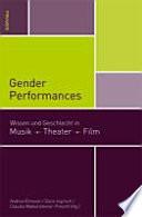 Gender Performances