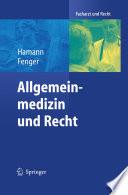 Allgemeinmedizin und Recht