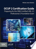 Ocup 2 Certification Guide book