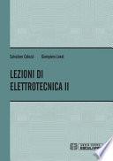 Lezioni di Elettrotecnica 2