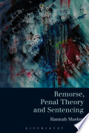 Remorse Penal Theory And Sentencing