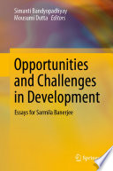 Opportunities And Challenges In Development