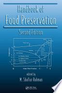 Handbook Of Food Preservation Second Edition