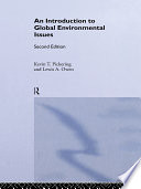 An Introduction to Global Environmental Issues