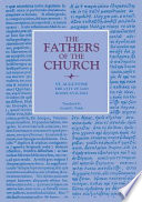 The City Of God Books Xvii Xxii The Fathers Of The Church Volume 24