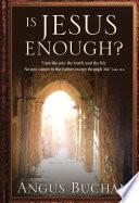 Is Jesus Enough   eBook