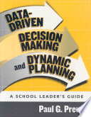 Data Based Decision Making And Dynamic Planning