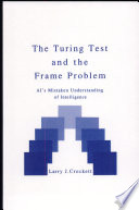 The Turing Test and the Frame Problem