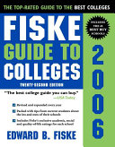 The Fiske Guide to Colleges