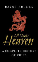 All Under Heaven book