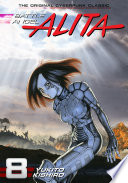 Battle Angel Alita 8
