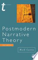 Ebook Postmodern Narrative Theory Epub Mark Currie Apps Read Mobile