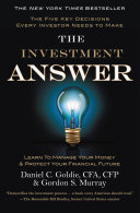 download ebook the investment answer pdf epub
