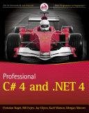 download ebook professional c# 4.0 and .net 4 pdf epub