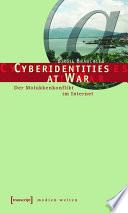Cyberidentities at War