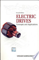 Electric Drives  Concepts   Appl  2 E