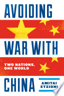Avoiding War With China : in response to remarks made by donald...