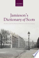 Jamieson s Dictionary of Scots
