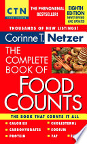 The Complete Book of Food Counts