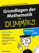 Grundlagen der Mathematik f  r Dummies
