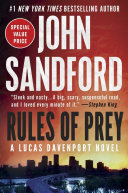 Rules Of Prey : clever serial killer who leads a double life,...