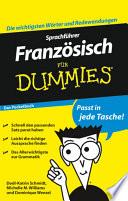 Sprachf  hrer Franz  sisch f  r Dummies Das Pocketbuch