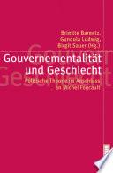 Gouvernementalität und Geschlecht