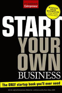download ebook start your own business, fifth edition pdf epub