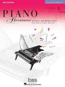 Piano Adventures - Level 1: Lesson Book