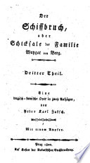 Der Schiffbruch, oder Schicksale der Familie Waygat von Berg
