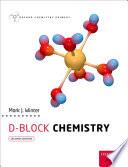 D block Chemistry