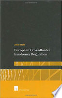 European Cross border Insolvency Regulation