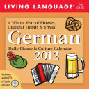 Living Language German Daily Phrase And Culture Calendar