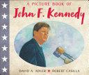 A Picture Book of John F  Kennedy Book PDF