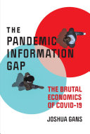 The Pandemic Information Gap Book