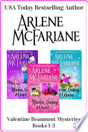 The Valentine Beaumont Mystery Series Books 1 3
