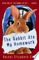 The Rabbit Ate My Homework  The Rabbit Ate My     Book 1